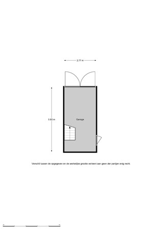 Floorplan - Jaap ter Haarstraat 37, 1321 LB Almere