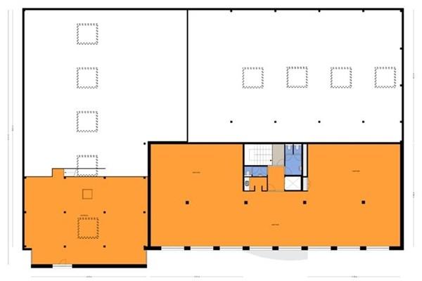 Floorplan - Plesmanstraat 32, 3905 KZ Veenendaal