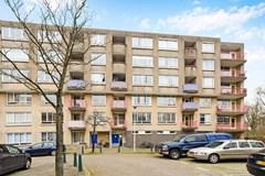 Verkocht onder voorbehoud: Rustig gelegen 3-kamer appartement in Mariahoeve.