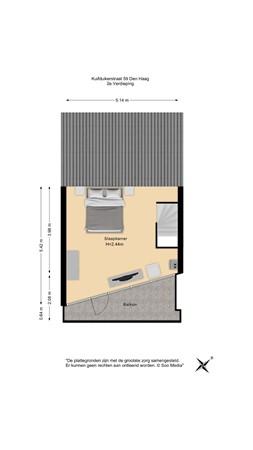Kuifduikerstraat 59, 2492 PH The Hague -