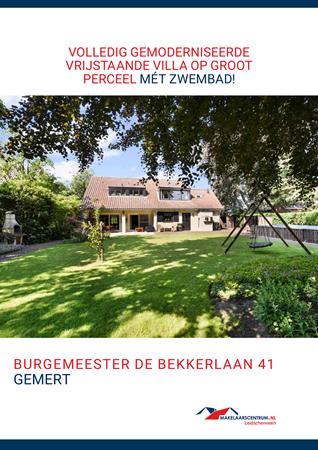 Brochure preview - Burg. de Bekkerlaan 41. Brochure - kleinebestand.pdf