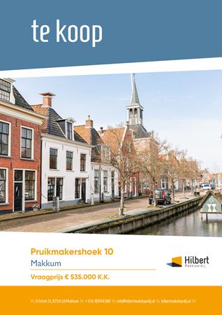 Brochure preview - Pruikmakershoek 10, 8754 ET MAKKUM (1)