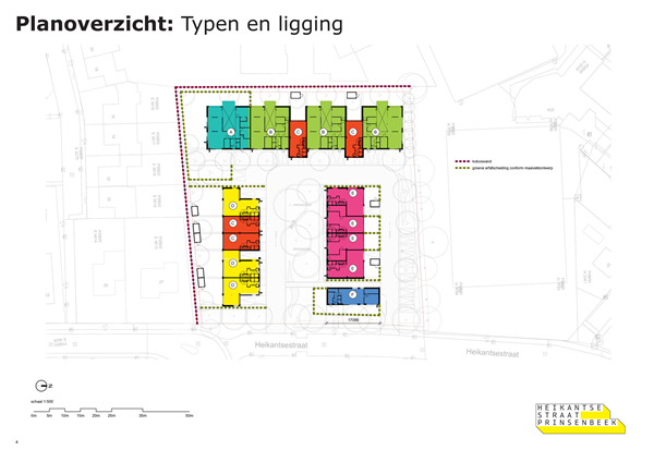Floorplan - Woningtype F Bouwnummer 1, 4841 EG Prinsenbeek