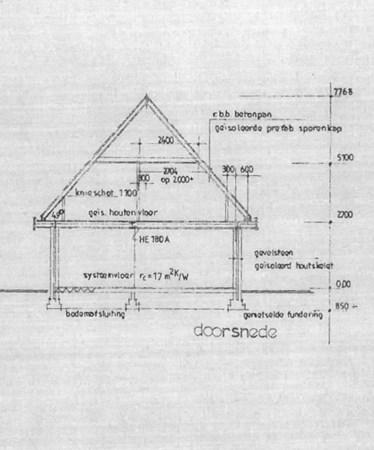 Floorplan - Rozemarijn 25, 7443 EM Nijverdal