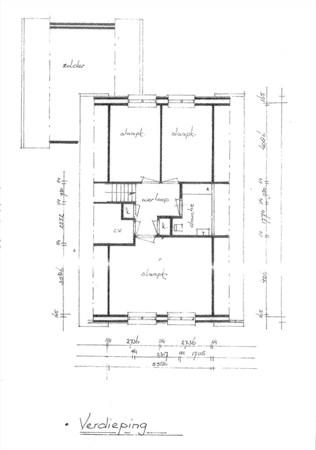 Floorplan - Elerweg 2, 7447 RR Hellendoorn