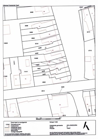Floorplan - Salomonsonstraat 46A, 7442 AC Nijverdal