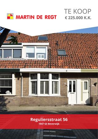 Brochure preview - Reguliersstraat 56, 1947 GS BEVERWIJK (1)