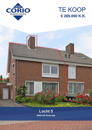 Brochure preview - Locht 5, 6466 GS KERKRADE (1)
