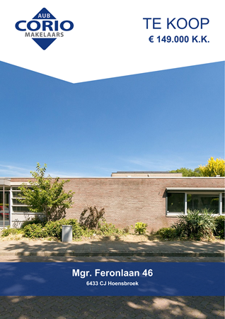 Brochure preview - Mgr. Feronlaan 46, 6433 CJ HOENSBROEK (1)