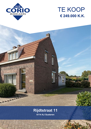 Brochure preview - Rijdtstraat 11, 6114 AJ SUSTEREN (1)