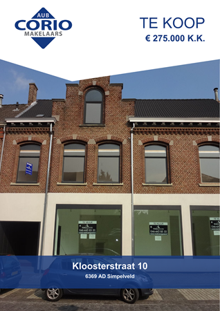 Brochure preview - Kloosterstraat 10, 6369 AD SIMPELVELD (1)