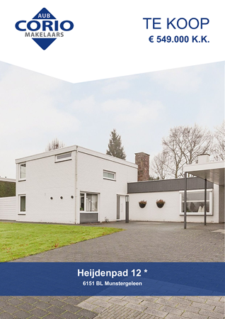 Brochure preview - Heijdenpad 12-*, 6151 BL MUNSTERGELEEN (2)