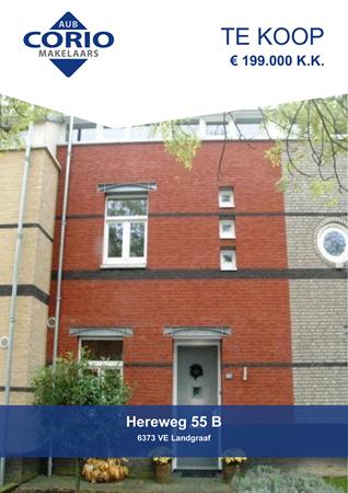 Brochure preview - Hereweg 55-B, 6373 VE LANDGRAAF (1)