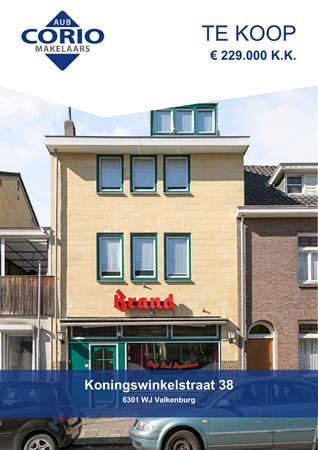 Brochure preview - Koningswinkelstraat 38, 6301 WJ VALKENBURG (2)