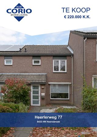 Brochure preview - Heerlerweg 77, 6433 HN HOENSBROEK (2)