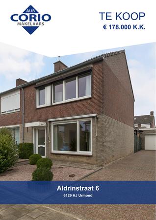 Brochure preview - Aldrinstraat 6, 6129 HJ URMOND (1)