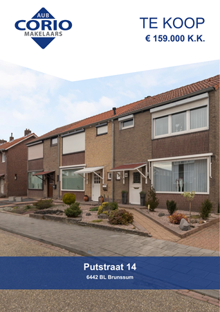 Brochure preview - Putstraat 14, 6442 BL BRUNSSUM (1)