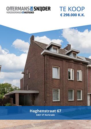 Brochure preview - Haghenstraat 67, 6461 VT KERKRADE (1)