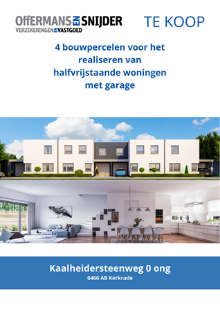 Brochure preview - Kaalheidersteenweg 0-ong, 6466 AB KERKRADE (1)