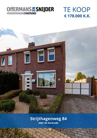 Brochure preview - Strijthagenweg 84, 6467 BS KERKRADE (1)