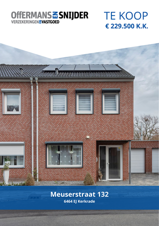 Brochure preview - Meuserstraat 132, 6464 EJ KERKRADE (1)