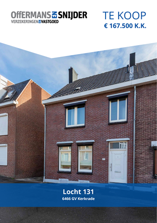 Brochure preview - Locht 131, 6466 GV KERKRADE (1)