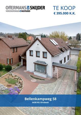 Brochure preview - Bellenkampweg 58, 6438 KG OIRSBEEK (1)