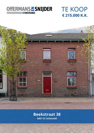 Brochure preview - Beekstraat 38, 6451 CC SCHINVELD (1)