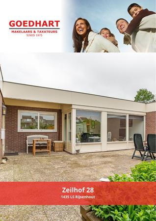 Brochure preview - Zeilhof 28, 1435 LS RIJSENHOUT (1)