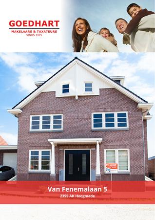 Brochure preview - Van Fenemalaan 5, 2355 AK HOOGMADE (1)