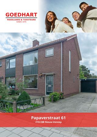 Brochure preview - Papaverstraat 61, 2153 BB NIEUW-VENNEP (2)