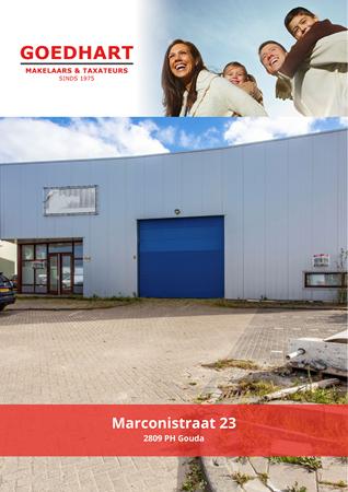 Brochure preview - Marconistraat 23, 2809 PH GOUDA (1)
