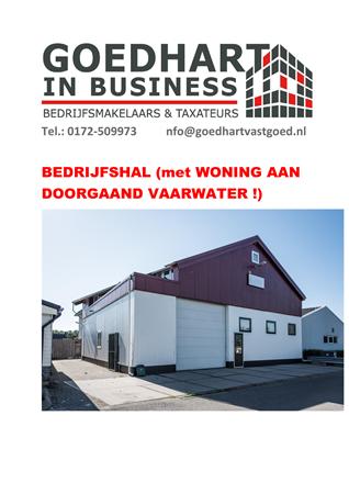 Brochure preview - goedhart in business westerdijk 58 leimuiden brochure