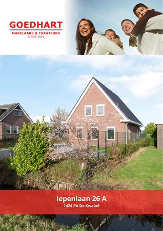 Brochure preview - Iepenlaan 26-A, 1424 PA DE KWAKEL (1)