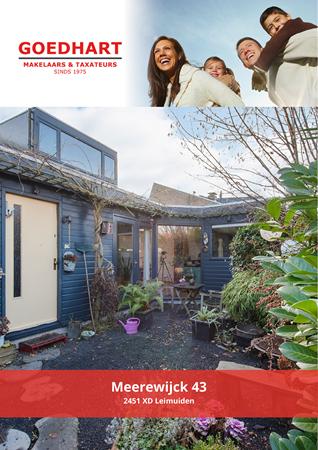 Brochure preview - Meerewijck 43, 2451 XD LEIMUIDEN (1)