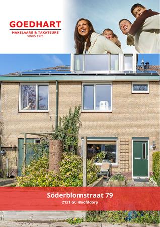 Brochure preview - Söderblomstraat 79, 2131 GC HOOFDDORP (1)