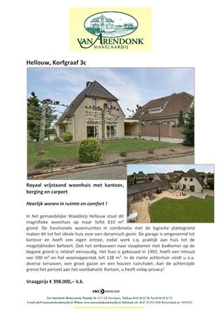 Brochure preview - verkoopbrochure_korfgraaf_3_c_hellouw