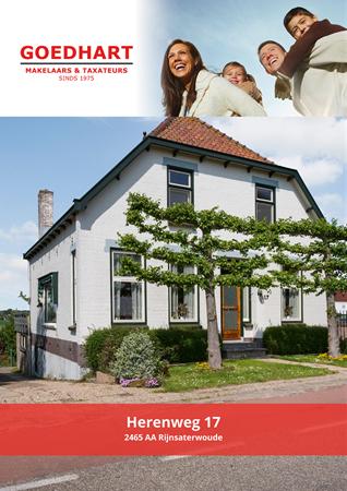 Brochure - Herenweg 17, 2465 AA RIJNSATERWOUDE (1) - Herenweg 17, 2465 AA Rijnsaterwoude