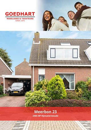 Brochure preview - Meerbon 23, 2465 BP RIJNSATERWOUDE (1)