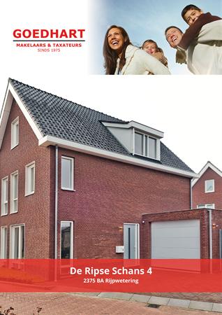 Brochure - De Ripse Schans 4, 2375 BA RIJPWETERING (1) - De Ripse Schans 4, 2375 BA Rijpwetering