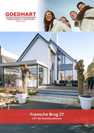 Brochure preview - Fransche Brug 27, 2371 BG ROELOFARENDSVEEN (1)