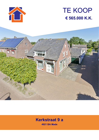 Brochure preview - Kerkstraat 9-a, 4921 BA MADE (2)