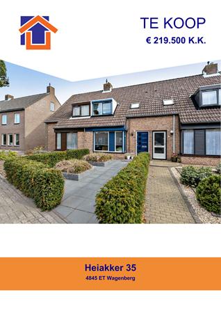 Brochure preview - Heiakker 35, 4845 ET WAGENBERG (2)