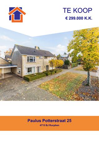 Brochure preview - Paulus Potterstraat 25, 4715 BJ RUCPHEN (2)