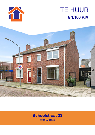 Brochure preview - Schoolstraat 23, 4921 BJ MADE (2)