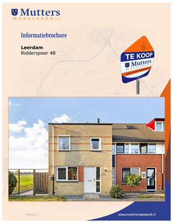 Brochure preview - Brochure Ridderspoor 48.pdf