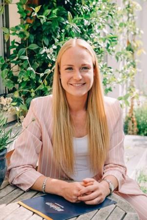 Larissa Voorberg