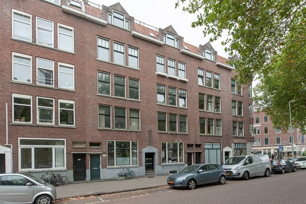 Mathenesserdijk 277-b, Rotterdam