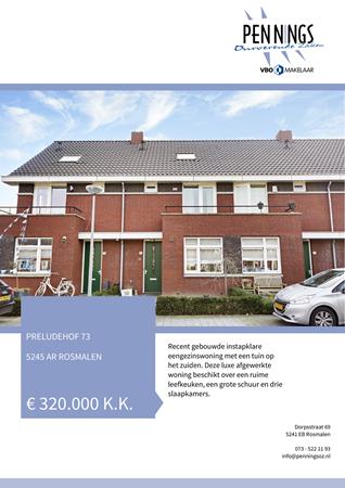 Brochure preview - Preludehof 73, 5245 AR ROSMALEN (1)
