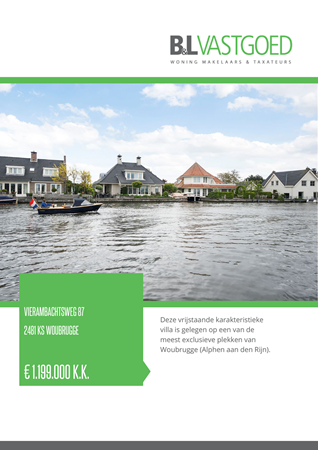 Brochure preview - Vierambachtsweg 87, 2481 KS WOUBRUGGE (1)